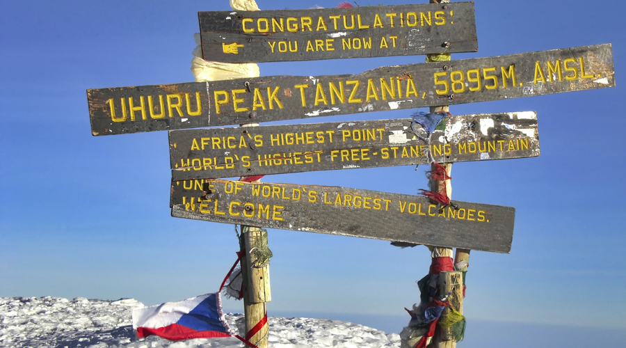 Tanzania- Kilimanjaro Trek