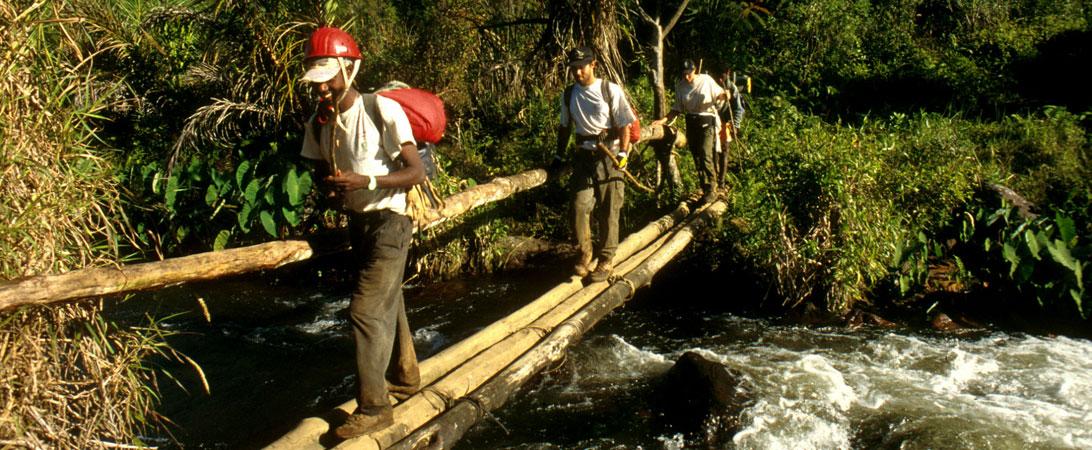 Madagascar- Trekking