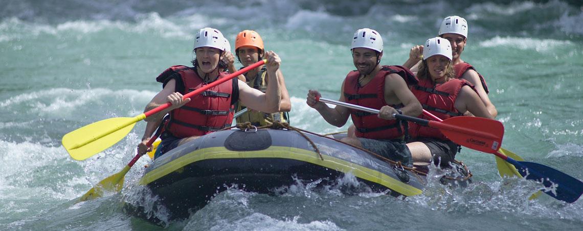 Guatemala Rafting