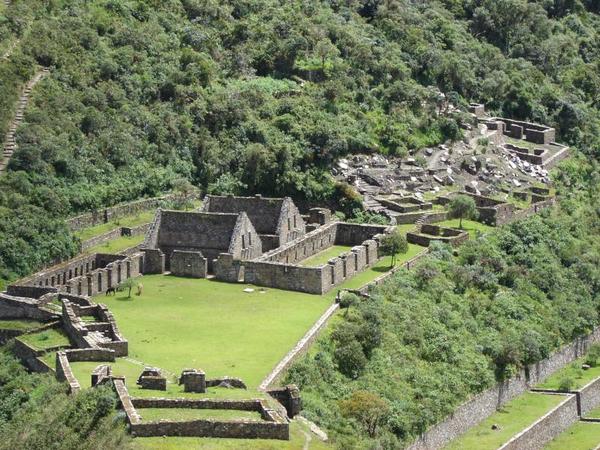 Peru- Choquequirao Machu Picchu Trek