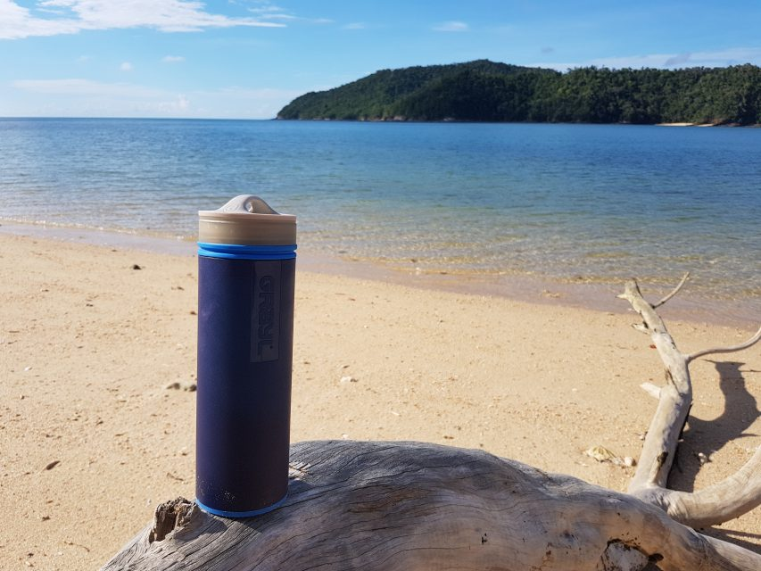 Grayl Water Bottle