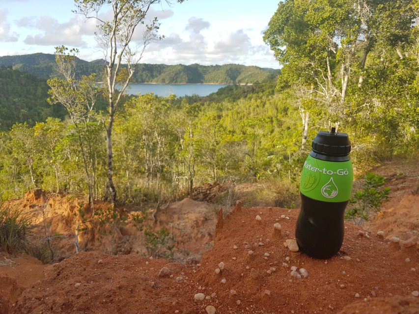 Water to Go Bottle