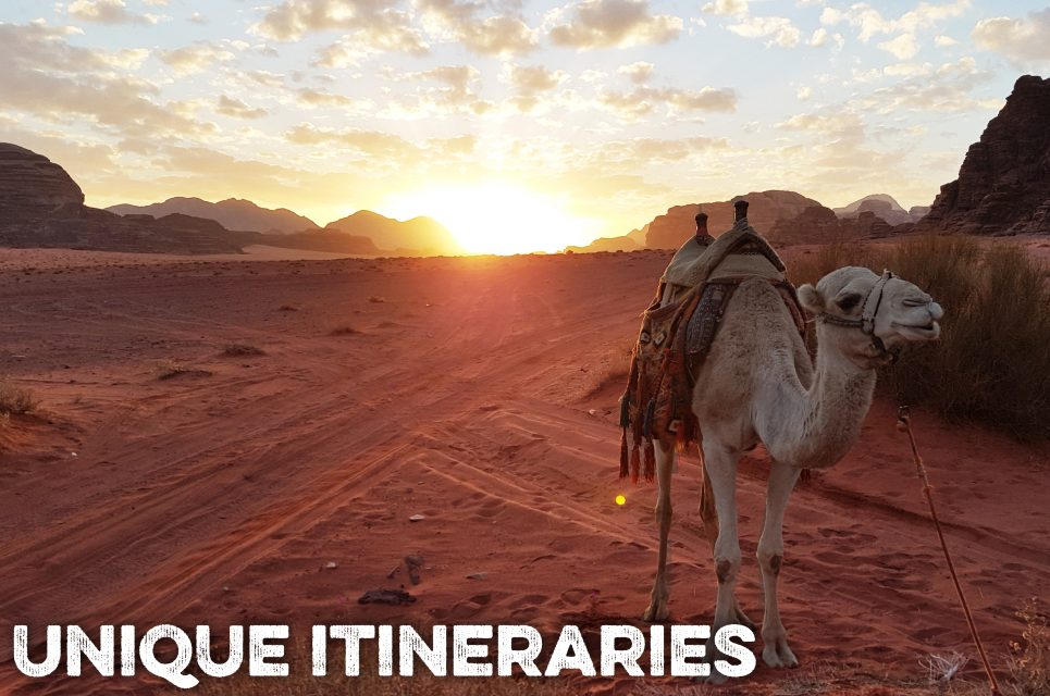 Unique Itineraries